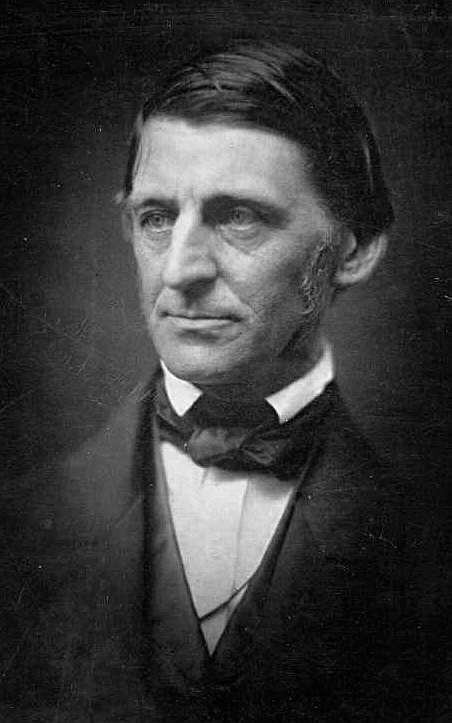"Figure 1. Ralph Waldo Emerson, who did not say, ""Invent a better mousetrap and the world will beat a path to your door."" Mousetraps were the farthest things from his mind."